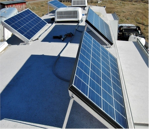 Get Rv Solar Panel Installation In Florida By Professional